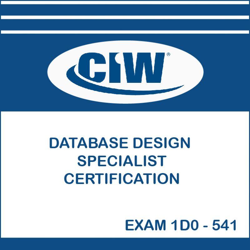 Ciw Web Design Specialist Course