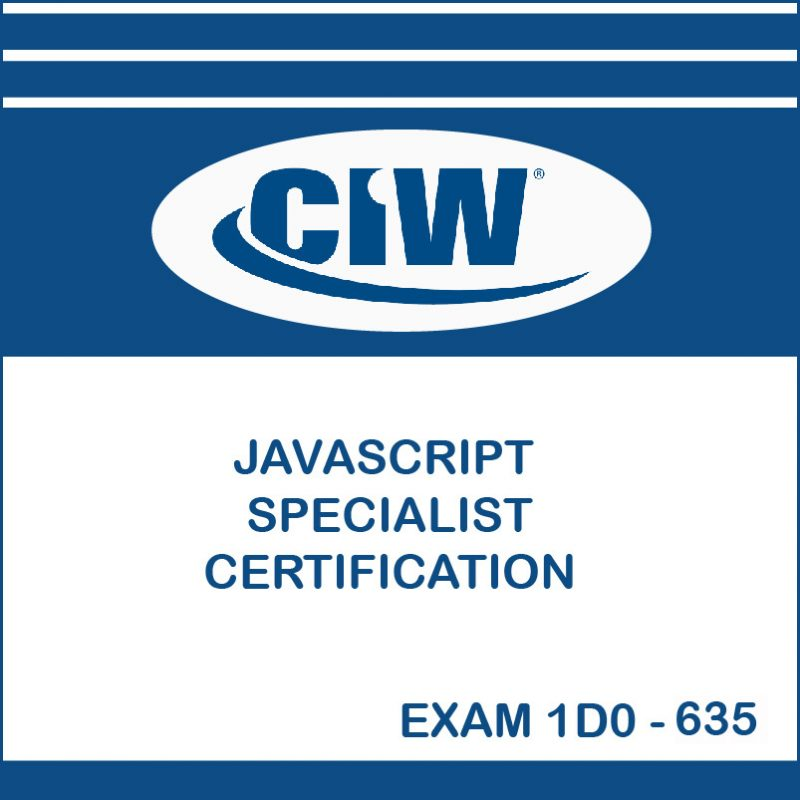 Ciw Perl Specialist Certification Exam 1d0 437 It Support Web Software Development It
