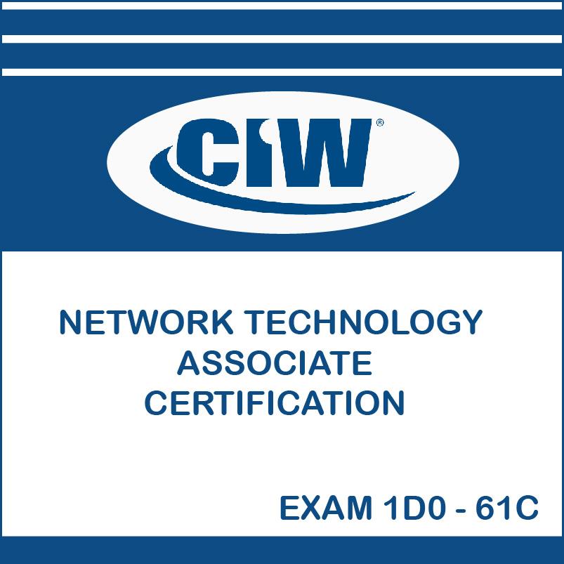 Ciw Network Technology Associate Certification Exam 1d0 61c It