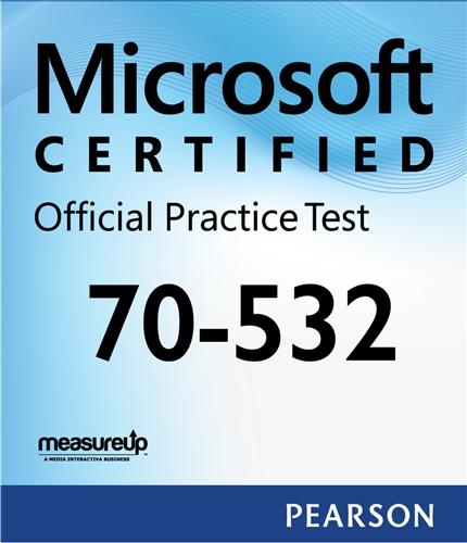 70-532 Developing Microsoft Azure Solutions
